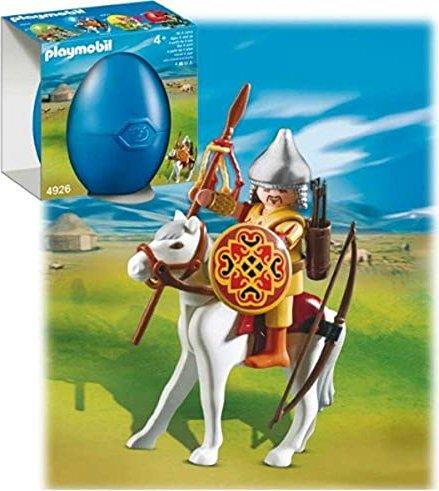 playmobil - Ostereier - Mongolenkrieger mit Pferd (4926) -- via Amazon Partnerprogramm