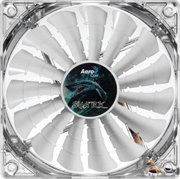 AeroCool Shark Fan white Edition, 140mm (EN55512)