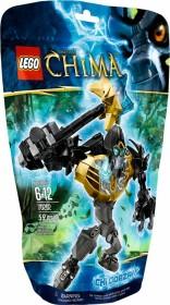 LEGO Legends of Chima Baubare Figur - Chi Gorzan (70202)
