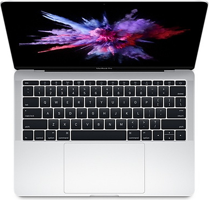 "Apple MacBook Pro 13.3"" (ohne Touch Bar), Core i5-6360U, 8GB RAM, 256GB SSD, silber (MLUQ2D/A) (Z0SY) [Late 2016]"