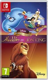 Disney Classic Games: Aladdin & The Lion King (Switch)