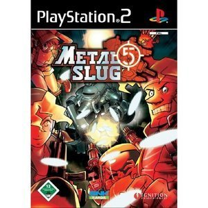 Metal Slug 5 (deutsch) (PS2)