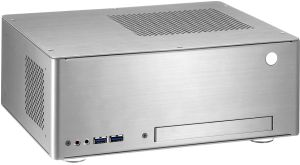 Lian Li PC-Q09A silver, 110W external, mini-ITX