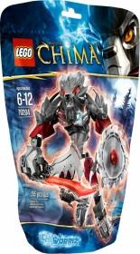 LEGO Legends of Chima Baubare Figur - Chi Worriz (70204)