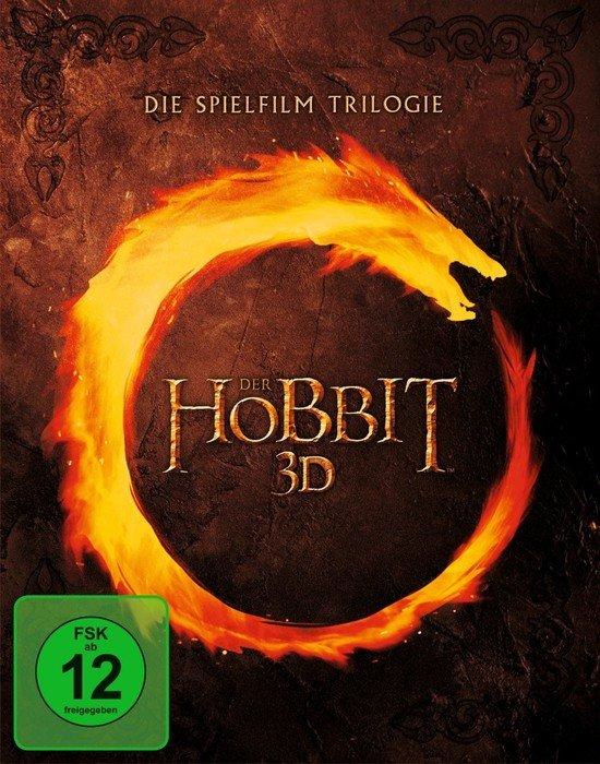 Der Hobbit Box (Filme 1-3) (3D) (Blu-ray)