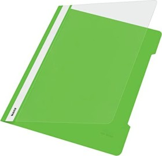 Leitz Standard Plastikhefter A4, hellgrün (41910050)