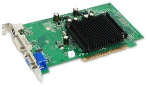 EVGA e-GeForce 6200, 512MB DDR2, VGA, DVI, TV-out (512-A8-N403)