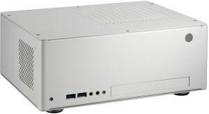 Lian Li PC-Q09W white, 110W external, mini-ITX