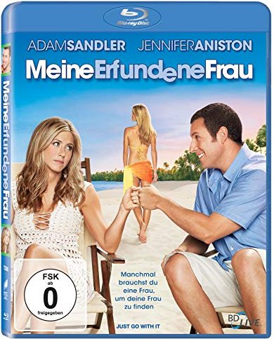 Meine erfundene Frau (Blu-ray) -- via Amazon Partnerprogramm
