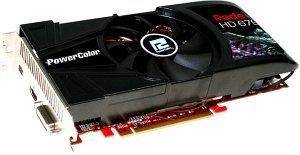 PowerColor Radeon HD 6790, 1GB GDDR5, DVI, HDMI, mini DisplayPort