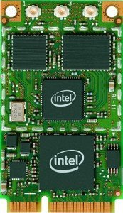 Intel Wireless Wi-Fi Link 4965AGN, PCIe Mini Card (4965AGNMM2WB)