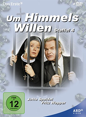 Um Himmels Willen Staffel 4 -- via Amazon Partnerprogramm