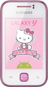 Samsung Galaxy Y S5360 Hello Kitty Edition