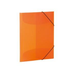 Herma Sammelmappe A4 transparent orange (19503)