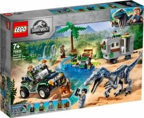 LEGO Jurassic World - Baryonyxs Kräftemessen die Schatzsuche (75935)