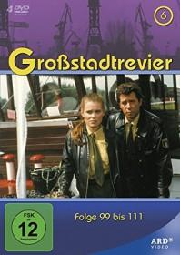 Großstadtrevier Box 6 (DVD)