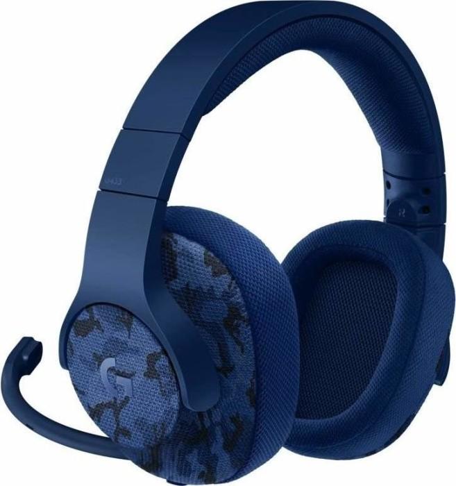 Logitech G433 blau Camo (981-000688)