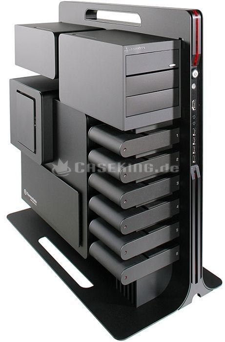 Thermaltake Level 10 (VL30001N1Z) -- © caseking.de