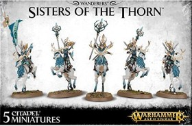 Games Workshop Warhammer Age of Sigmar - Cities of Sigmar - Sisters of the Thorn (99120219002)