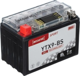Accurat Sport GEL LCD YTX9-BS (TN3304)