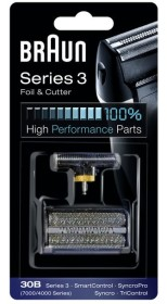 Braun 30B combination pack