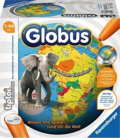 Ravensburger tiptoi Spiel: Der Interaktive Globus (00787)
