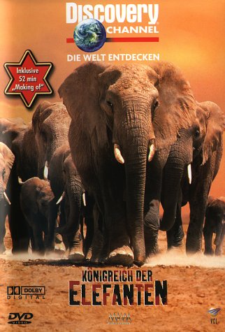 IMAX: Elefanten -- via Amazon Partnerprogramm