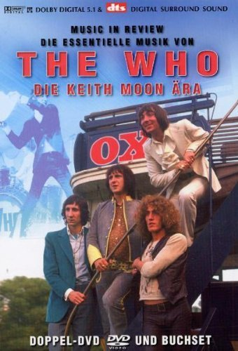 The Who - The Moon Years -- via Amazon Partnerprogramm