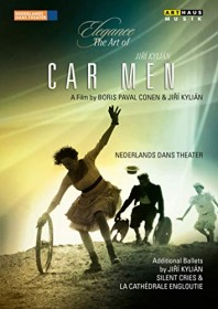 Jiri Kylian - Car Men (DVD)