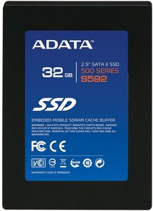 "ADATA S592 32GB, 2.5"", SATA II (AS592S-32GM-C)"
