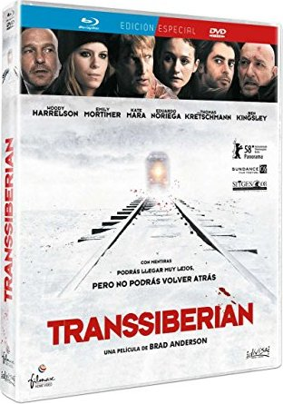Transsiberian (Blu-ray) (UK) -- via Amazon Partnerprogramm
