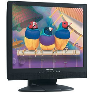 "ViewSonic VG910b schwarz, 19"", 1280x1024, analog/digital, Audio"