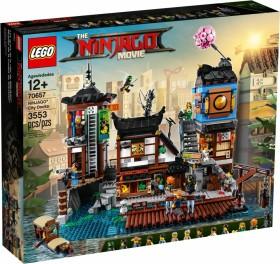 LEGO The Ninjago Movie - Ninjago City Hafen (70657)