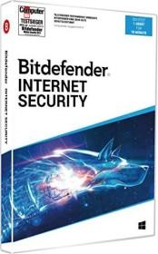 Softwin BitDefender Internet Security 2020, 1 User, 18 Monate (deutsch) (PC)