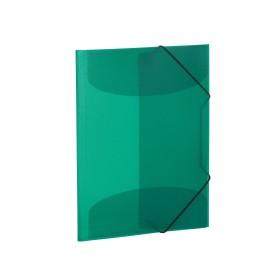 Herma Sammelmappe A4 transparent dunkelgrün (19509)