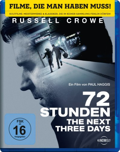 72 Stunden - The Next Three Days (Blu-ray) -- via Amazon Partnerprogramm