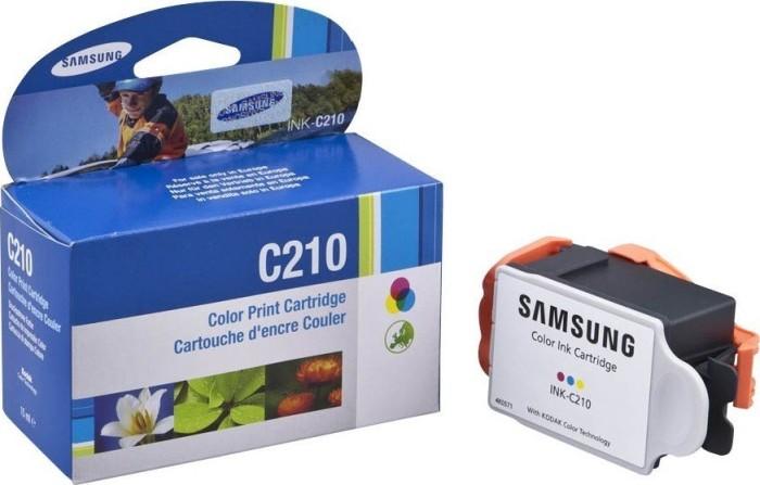 Samsung Druckkopf mit Tinte C210 farbig (SV500A)