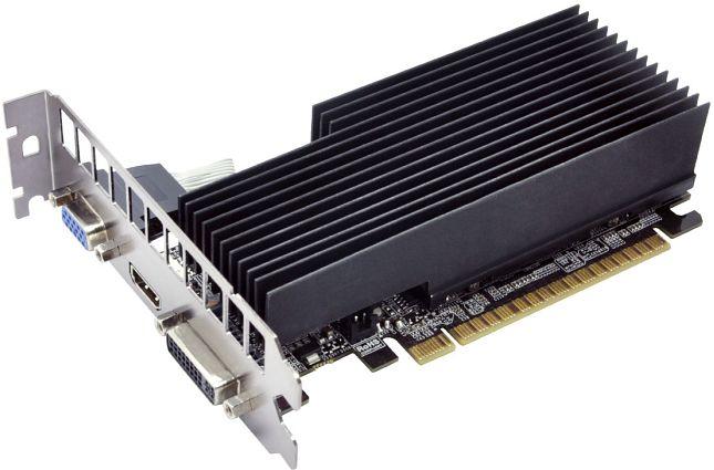 EVGA GeForce GT 520 Passiv (500MHz), 1GB DDR3, VGA, DVI, HDMI (01G-P3-1524)