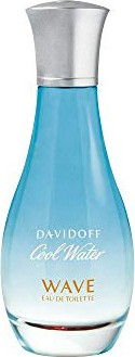 Davidoff Cool Water Wave Woman Eau De Toilette 50ml -- via Amazon Partnerprogramm