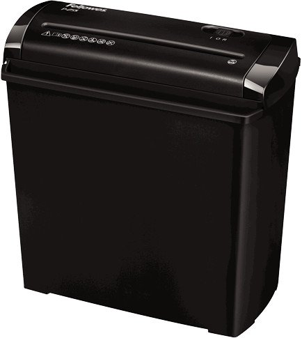 Fellowes PowerShred P-25S schwarz (47010)