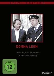 Donna Leon: Beweise, dass es böse ist/Endstation Venedig