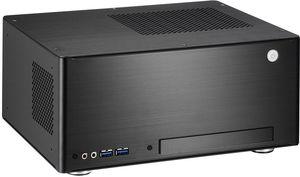 Lian Li PC-Q09FB black, 150W external, mini-ITX