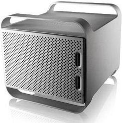 LenovoEMC UltraMax Pro 1.5TB, USB 2.0/FireWire 400/800 (33864)