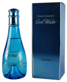 Davidoff Cool Water Woman Eau De Toilette, 100ml