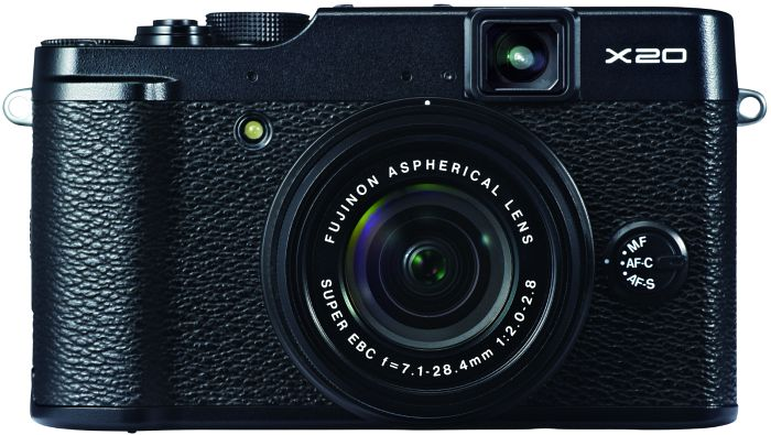 Fujifilm FinePix X20 black (4004865)