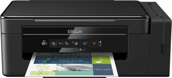 Epson EcoTank ET-2600, Tinte (C11CF46402)