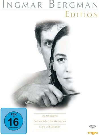Ingmar Bergman Edition (3 DVDs) -- via Amazon Partnerprogramm