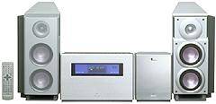 Sharp SD-NX 10H (HiFi-Anlage)