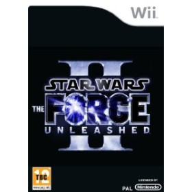 Star Wars - The Force Unleashed II (Wii)