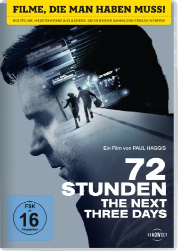 72 Stunden - The Next Three Days -- via Amazon Partnerprogramm